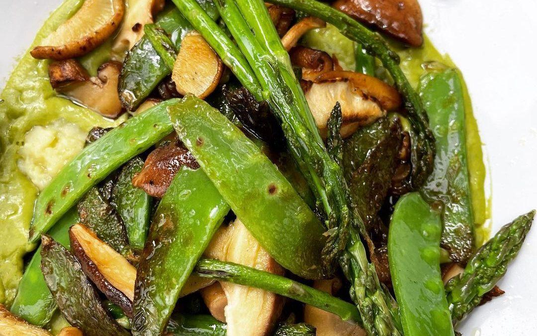 La menestra de verduras que encantó al chef josé Andrés en el Bierzo 1