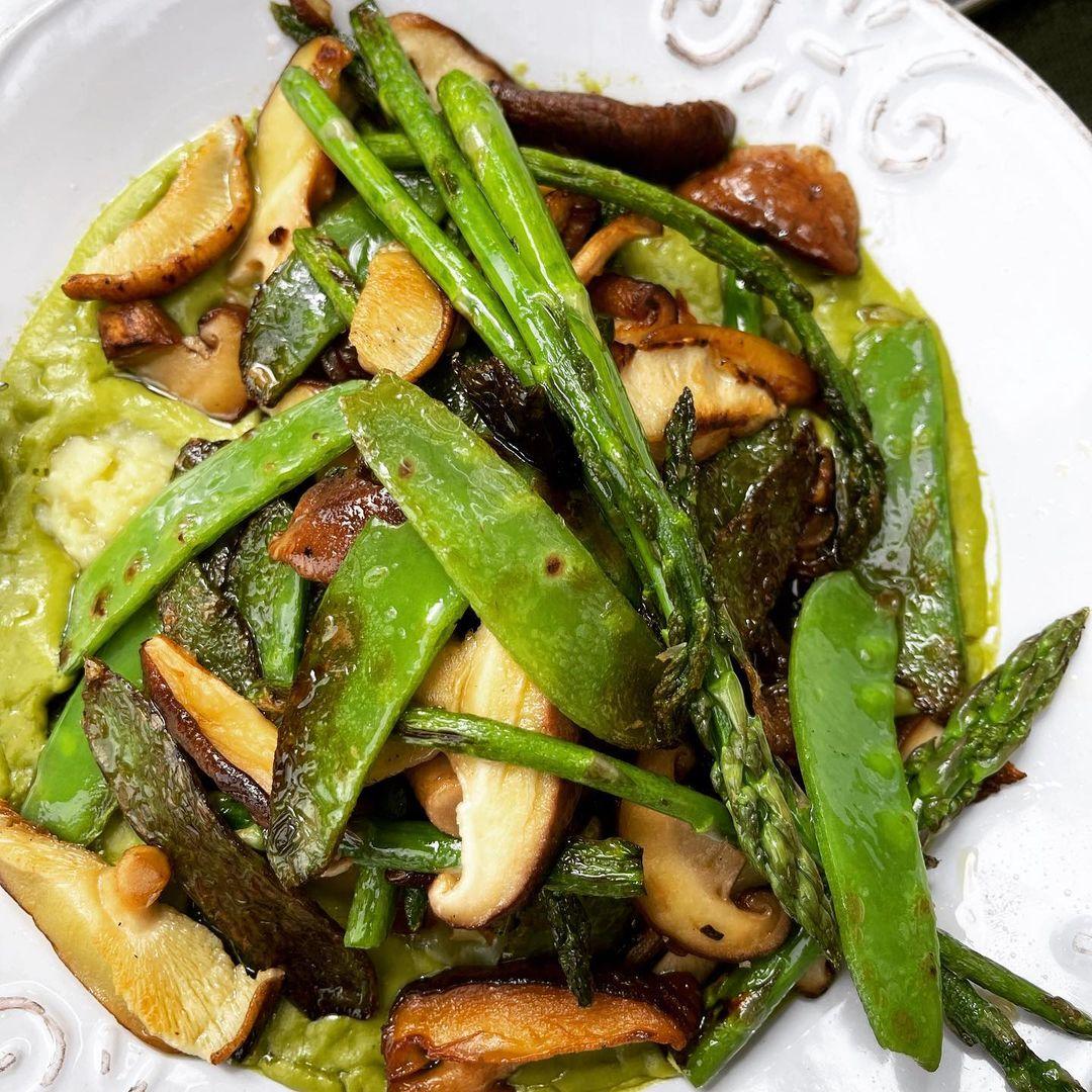 La menestra de verduras que encantó al chef josé Andrés en el Bierzo 2