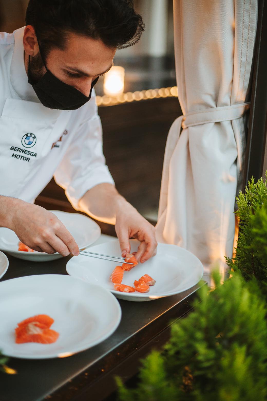 La noche de cocina Nikkei en el restaurante La Violeta, un evento culinario de primer nivel 32