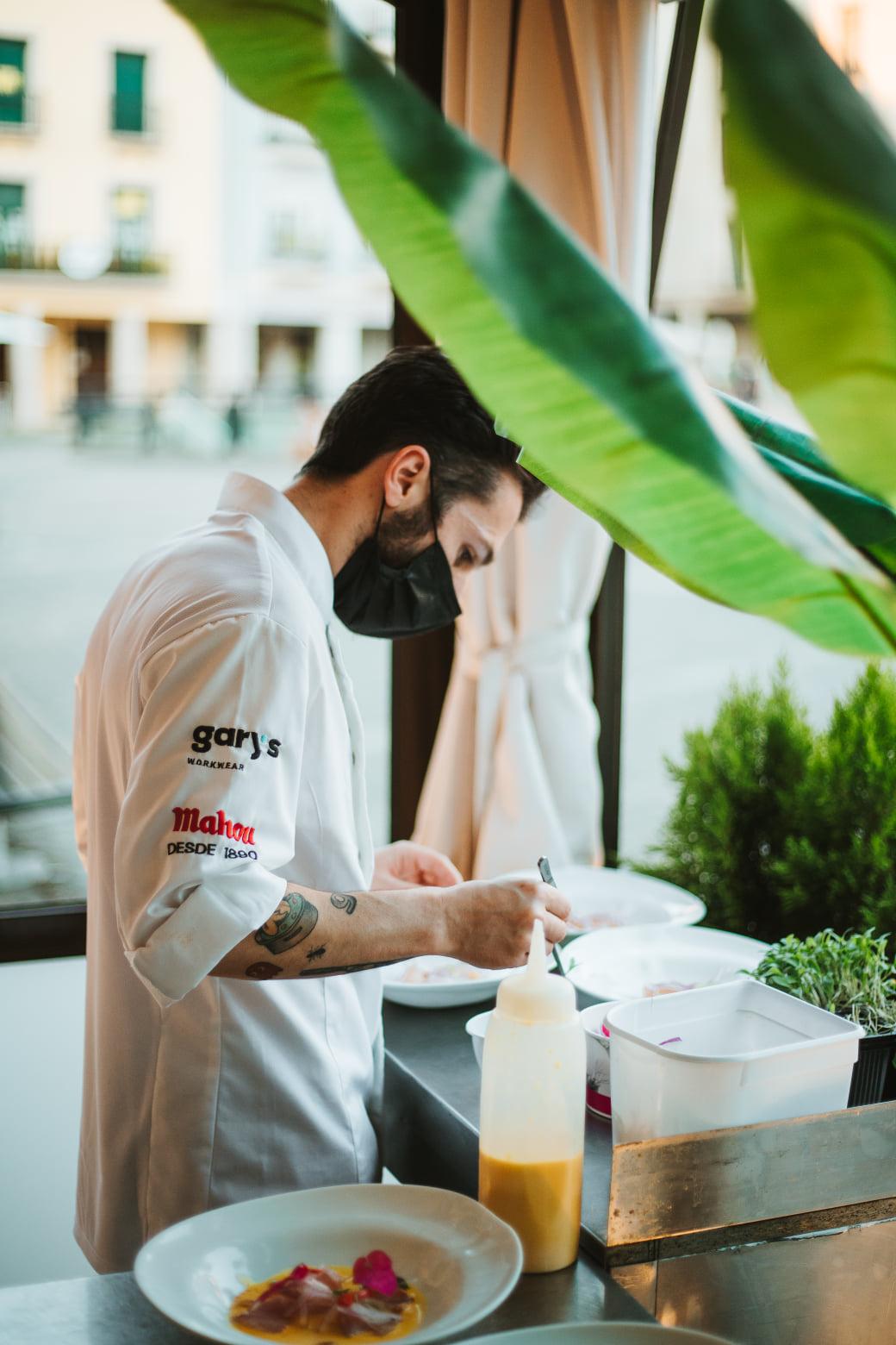 La noche de cocina Nikkei en el restaurante La Violeta, un evento culinario de primer nivel 11