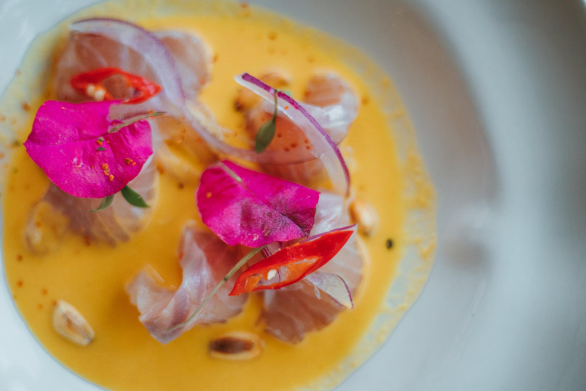 La noche de cocina Nikkei en el restaurante La Violeta, un evento culinario de primer nivel 14
