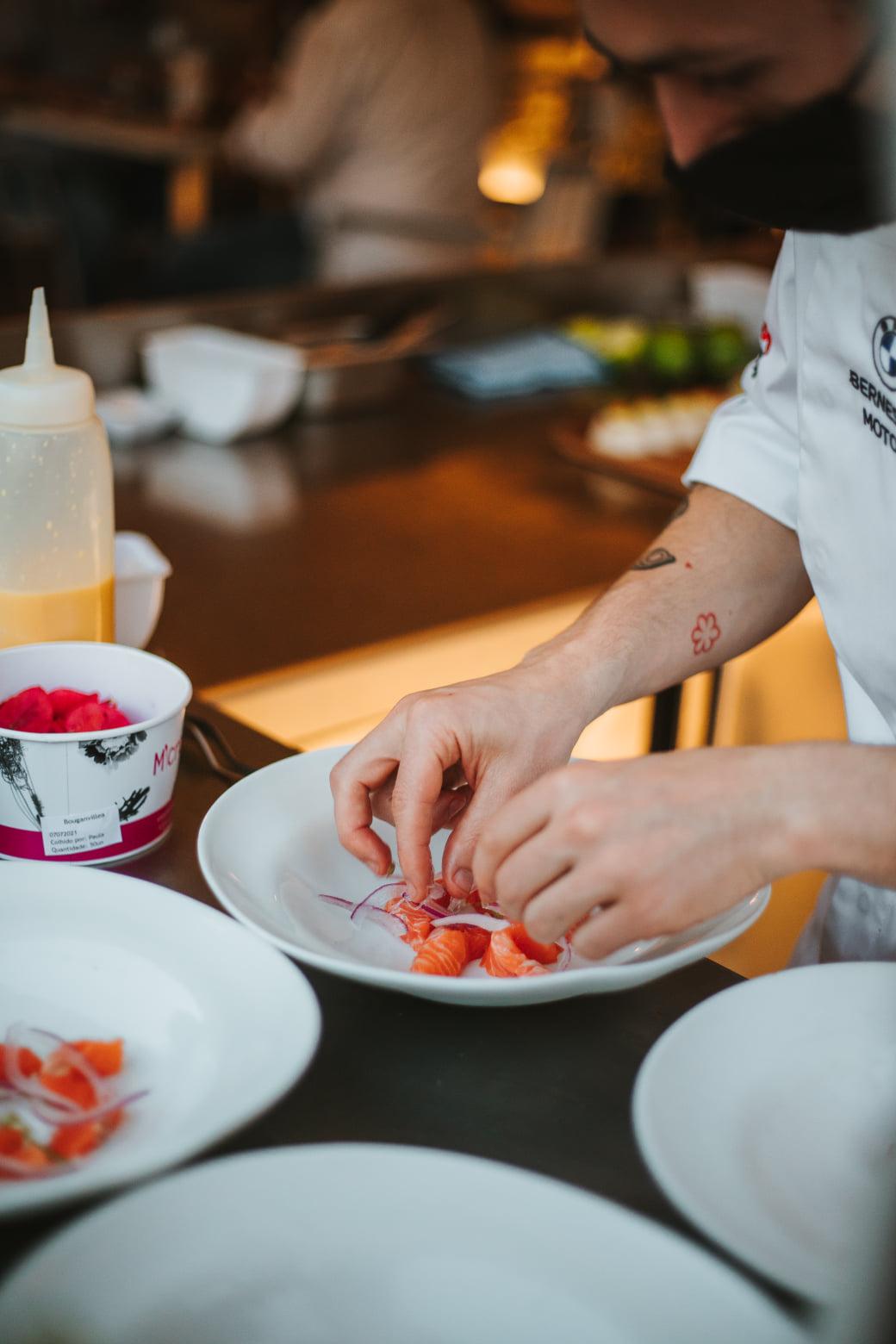 La noche de cocina Nikkei en el restaurante La Violeta, un evento culinario de primer nivel 34