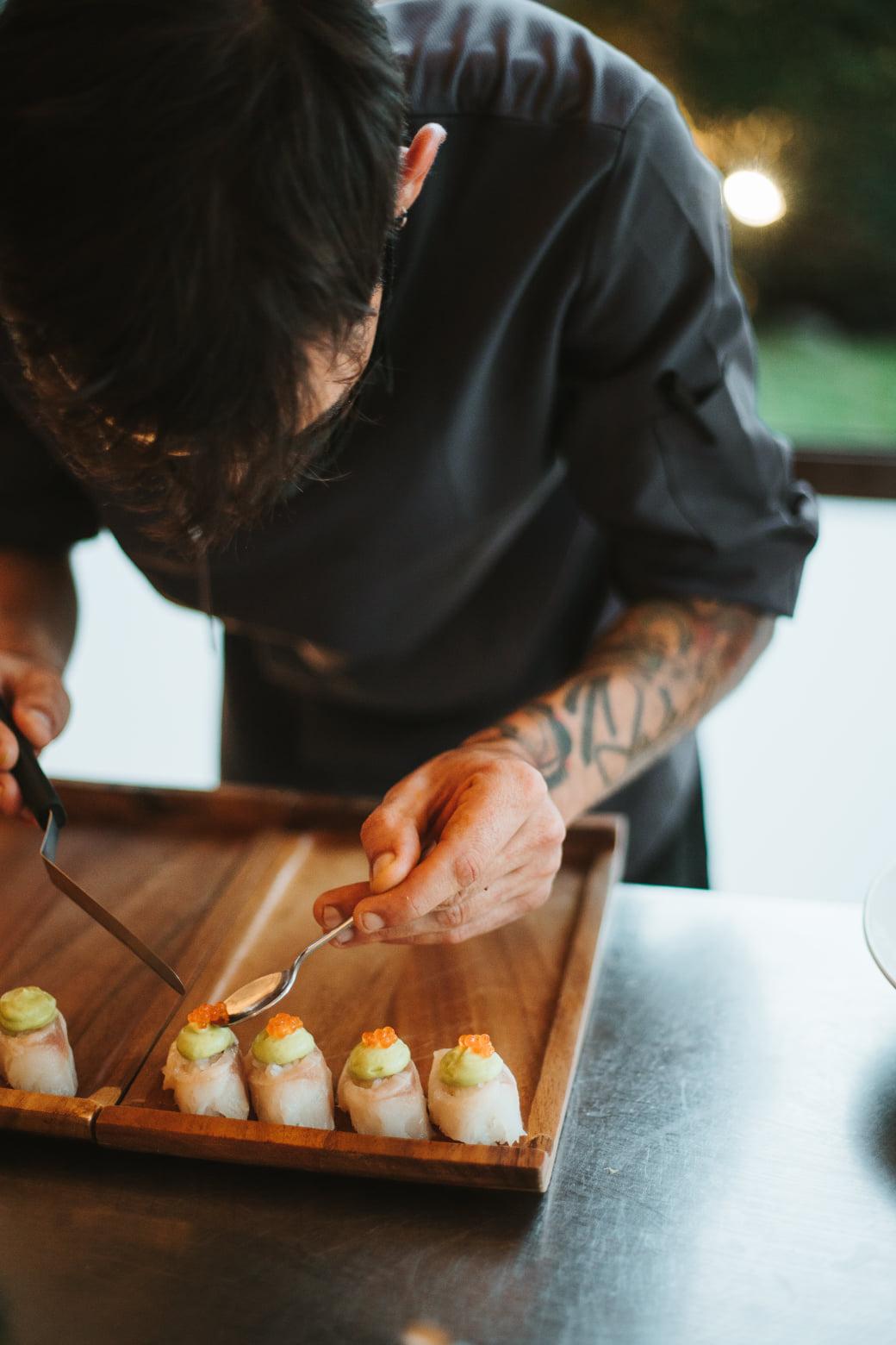La noche de cocina Nikkei en el restaurante La Violeta, un evento culinario de primer nivel 23