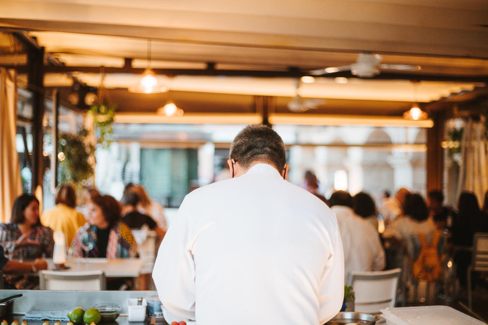 La noche de cocina Nikkei en el restaurante La Violeta, un evento culinario de primer nivel 29