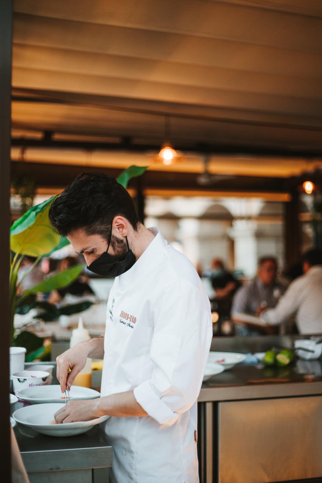 La noche de cocina Nikkei en el restaurante La Violeta, un evento culinario de primer nivel 17