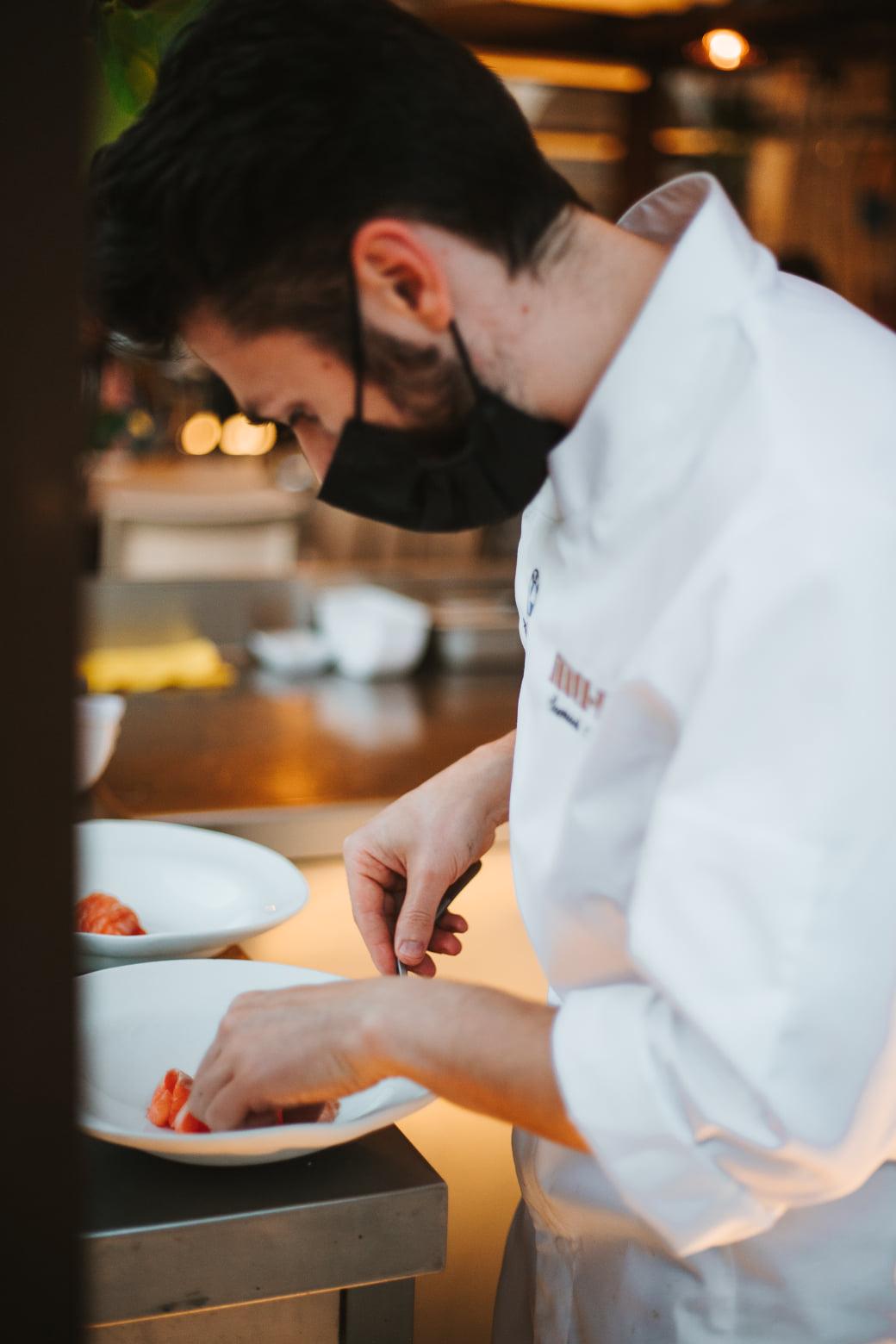 La noche de cocina Nikkei en el restaurante La Violeta, un evento culinario de primer nivel 30