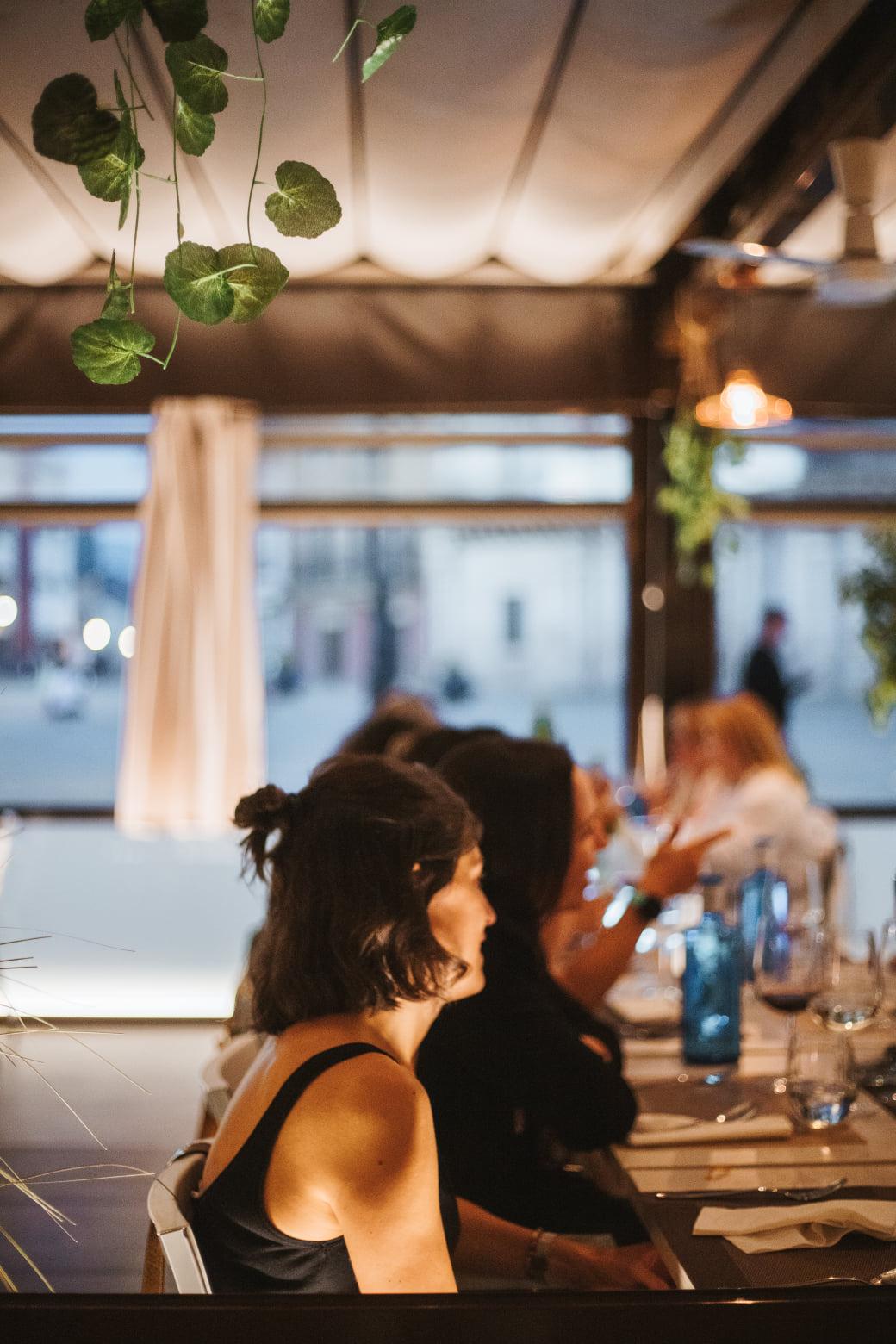 La noche de cocina Nikkei en el restaurante La Violeta, un evento culinario de primer nivel 43