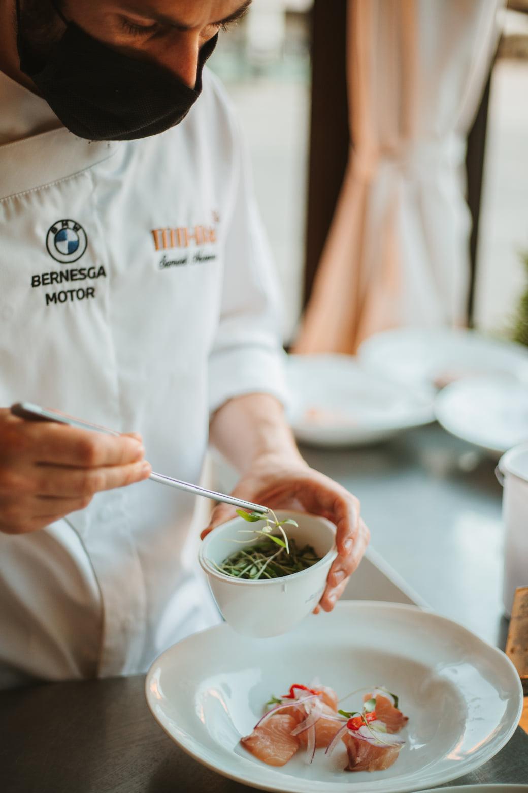 La noche de cocina Nikkei en el restaurante La Violeta, un evento culinario de primer nivel 9