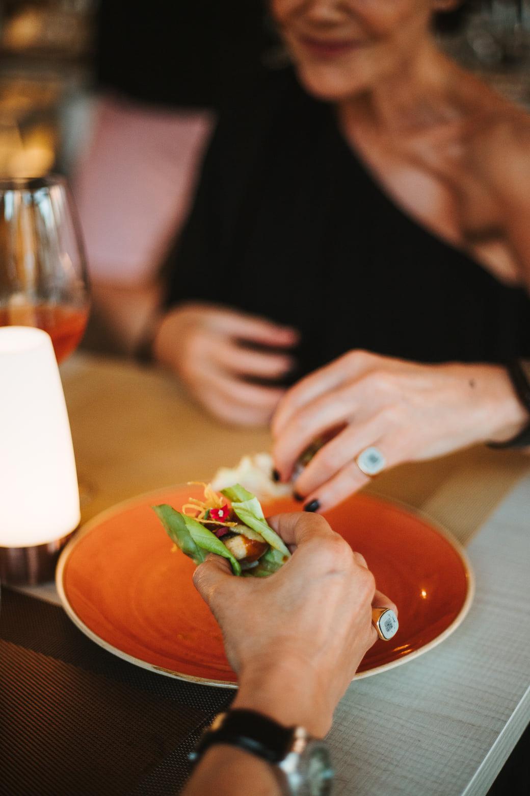 La noche de cocina Nikkei en el restaurante La Violeta, un evento culinario de primer nivel 13