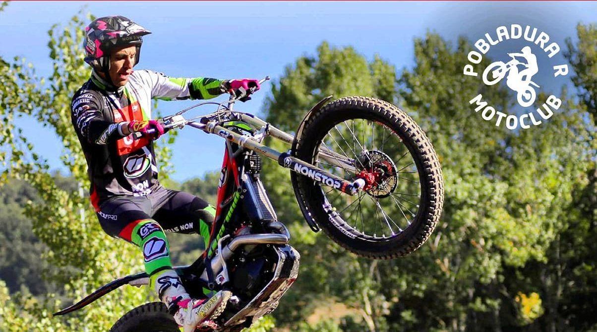 Pobladura de las Regueras recibe este fin de semana el Campeonato de España de trial 1