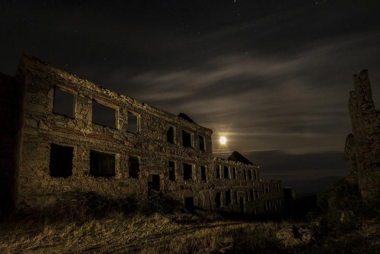 La revista Traveler España apunta a conocer las minas de Wolframio de la Peña del Seo 1