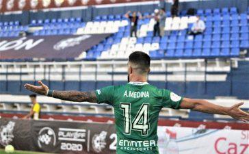 La Deportiva refuerza el centro del campo con la incorporación de Agus Medina 9