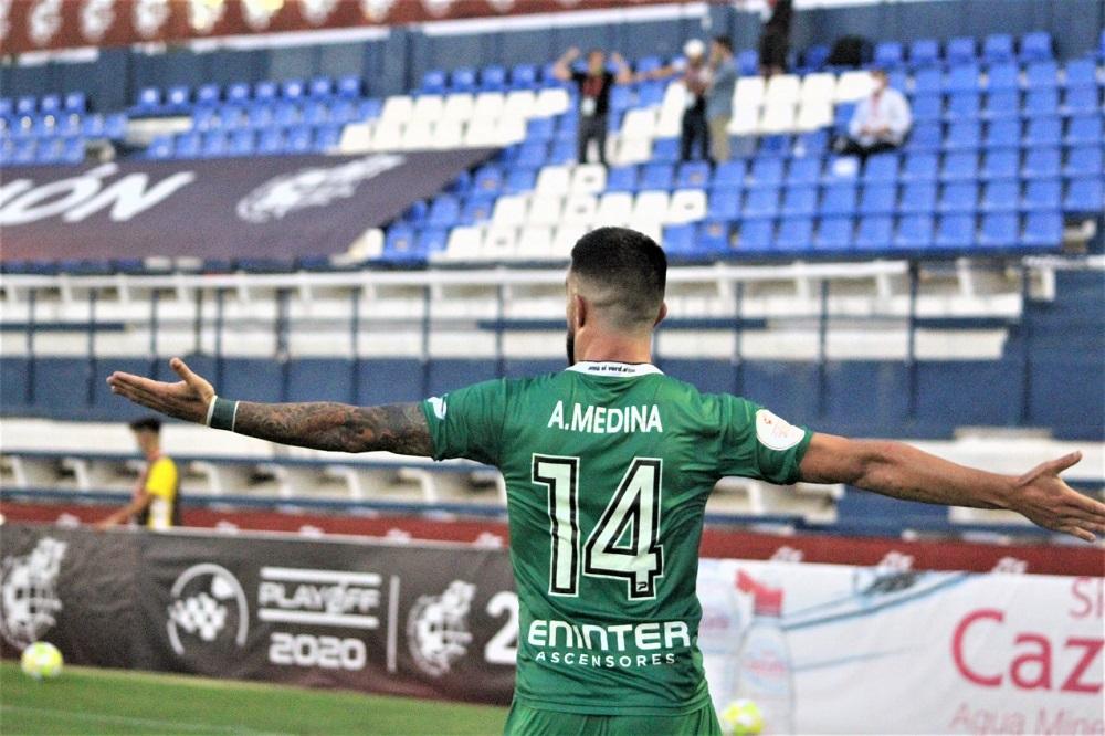 La Deportiva refuerza el centro del campo con la incorporación de Agus Medina 1