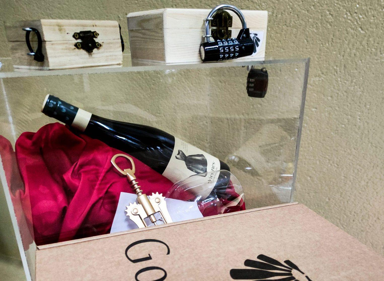 Godelia y Bierzo Natura presentan la Escape Room 'El rescate del vino' 1