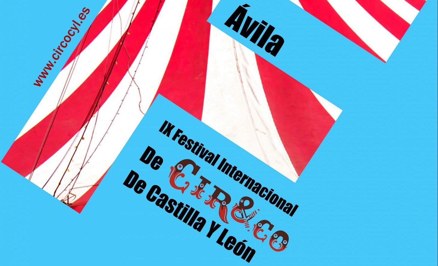 La Junta presenta la IX edición de Cir&Co, que se celebrará en Ávila del 24 al 29 de agosto con la participación de 27 compañías y 84 actuaciones en 15 espacios de la ciudad 1