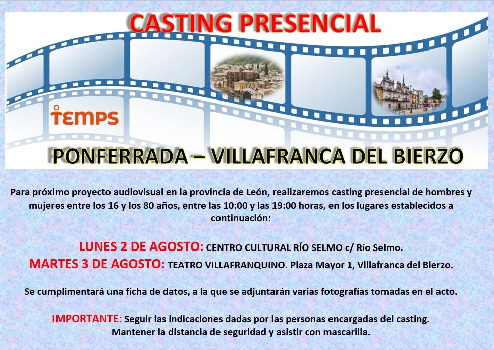 """El casting de figurantes para la película """"As Bestas"""