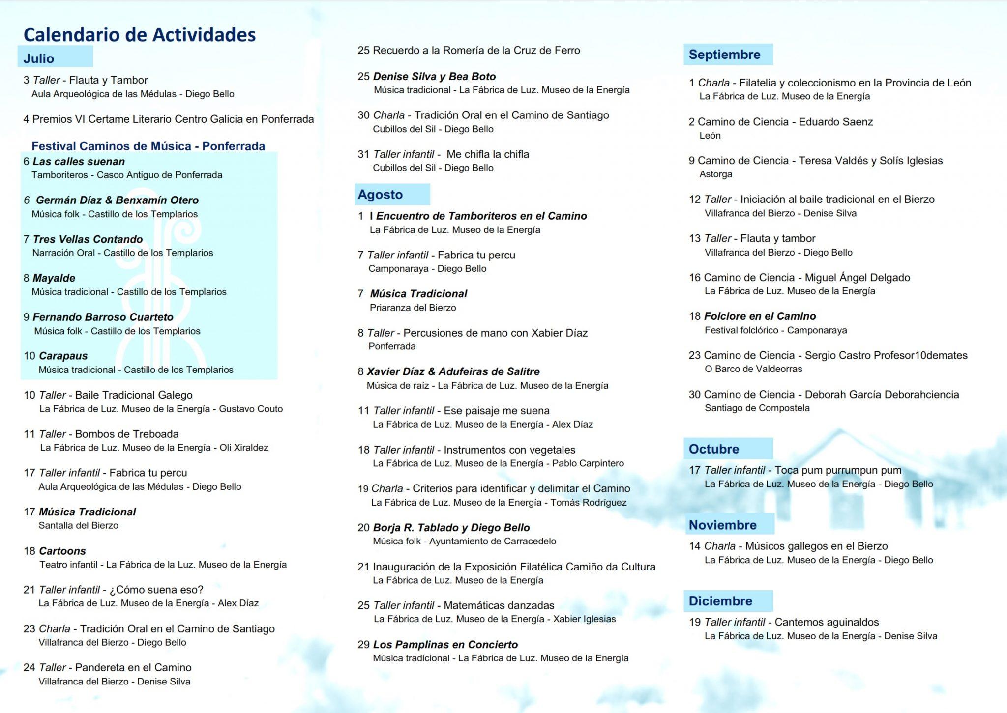 Cubillos del Sil celebra San Cristobal 2021 con actividades para todos del 9 al 12 de julio 4