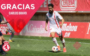 La Cultural y Deportiva Leonesa anuncia un acuerdo con Carlos Bravo para su salida del club 5