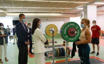 La Casa Real envía ánimos en las redes sociales a la Delegación Olímpica Española con fotos de Lydia Valentín 8
