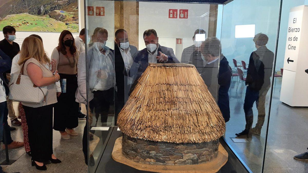 El Museo de los Pueblos Leoneses se convierte en un gran escaparate para la comarca del Bierzo 1