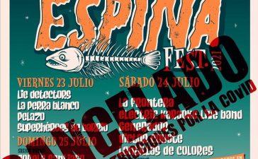 El Festival EspinaFest en Vega de Espinareda se cancela debido a las nuevas restricciones horarias 2