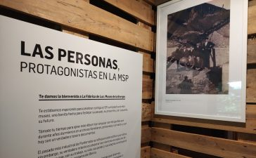 El Museo de la Energía inaugura en su 10º aniversario una exposición-homenaje a las personas que trabajaron en la antigua fábrica de luz 5