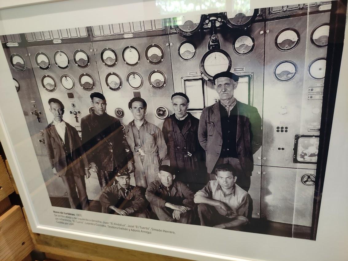 El Museo de la Energía inaugura en su 10º aniversario una exposición-homenaje a las personas que trabajaron en la antigua fábrica de luz 3