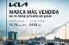 Kia Iberia se posiciona como marca más vendida en el canal de particulares en junio en Península y Baleares 4