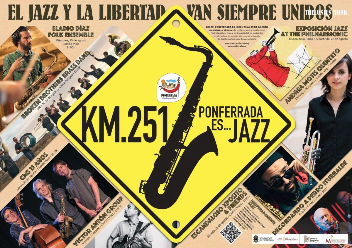 Salen a la venta las localidades para Corteza de encina y el festival de jazz 1