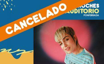 Cancelado el concierto de Natalia Lacunza por un contagio COVID en su banda 1