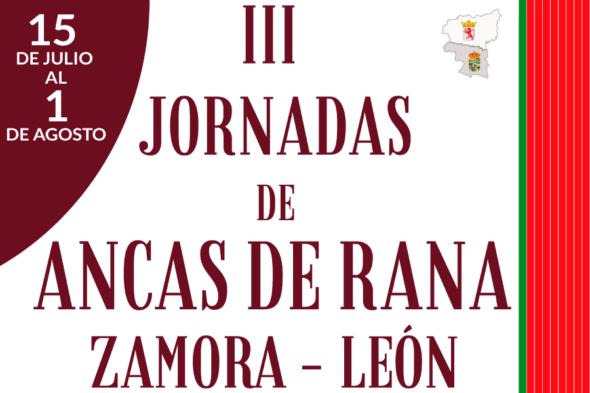 Dos restaurantes ponferradinos se incorporan a las III Jornadas de las Ancas de Rana ZamoranoLeonesas 2
