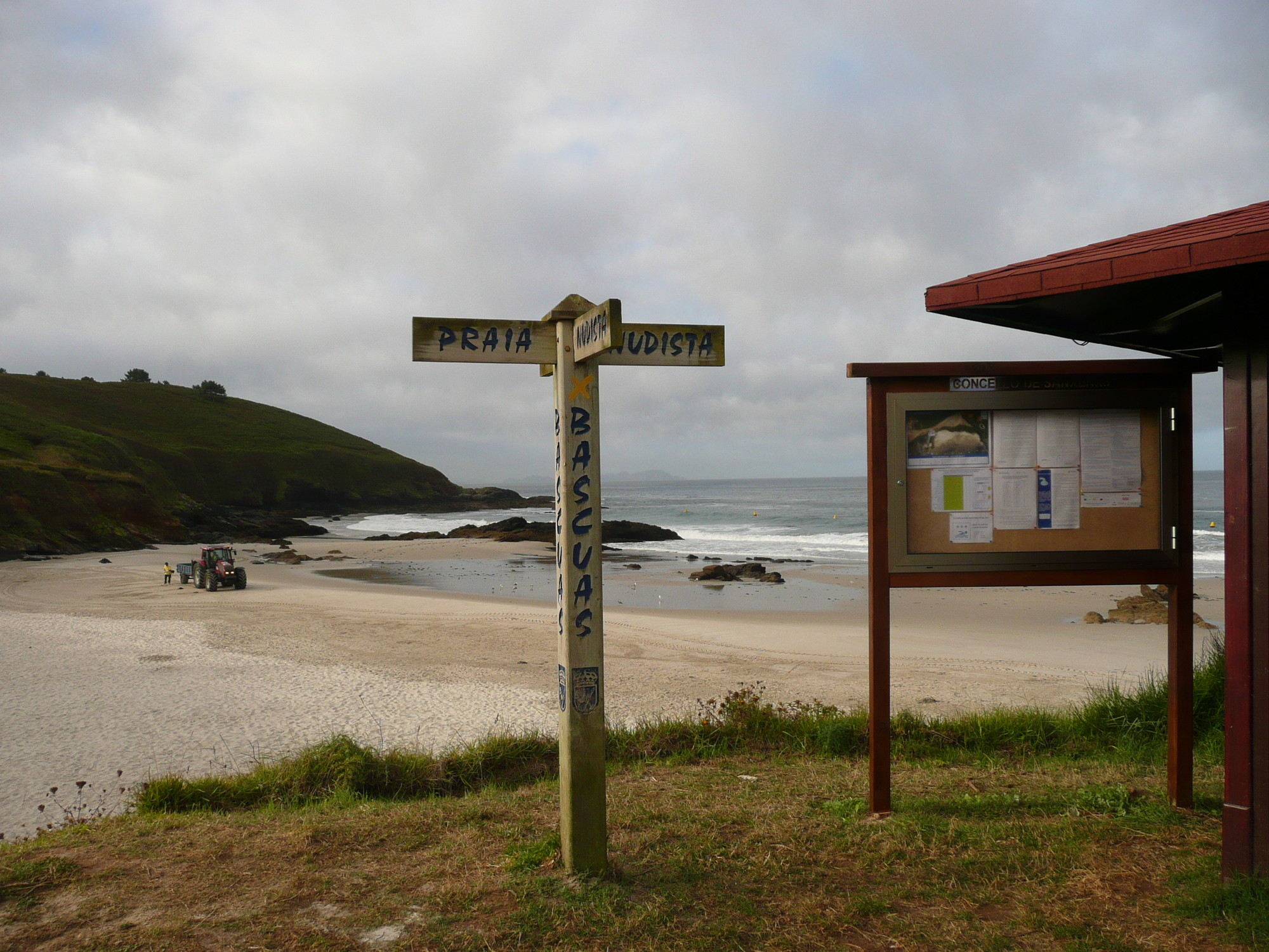 5 Playas nudistas en Galicia que por su belleza no te debes perder 5