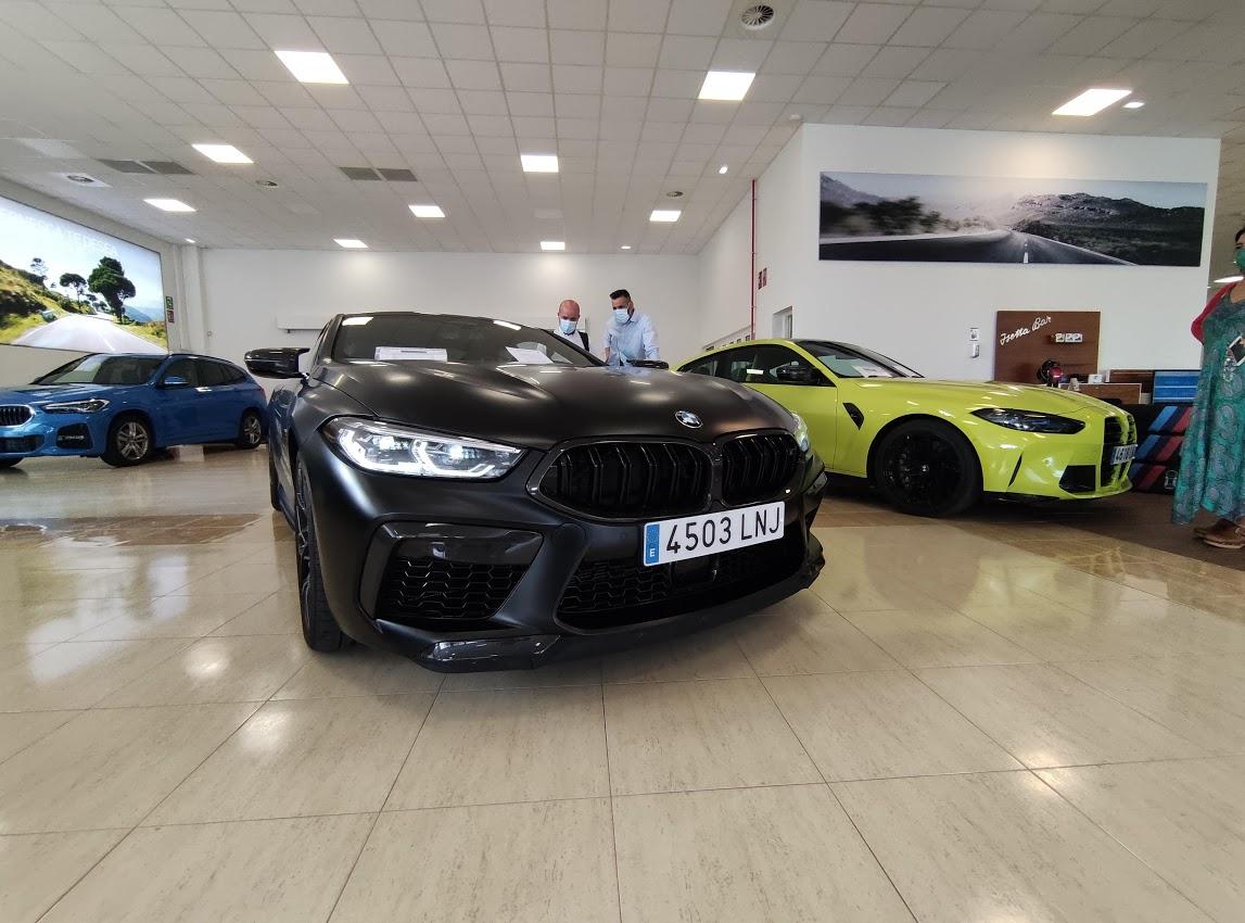 BMW Bernesga Motor trae al Bierzo 4 vehículos de la potente Serie M 14