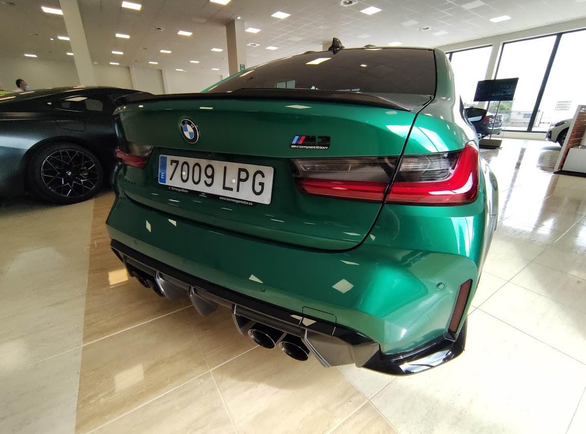 BMW Bernesga Motor trae al Bierzo 4 vehículos de la potente Serie M 4