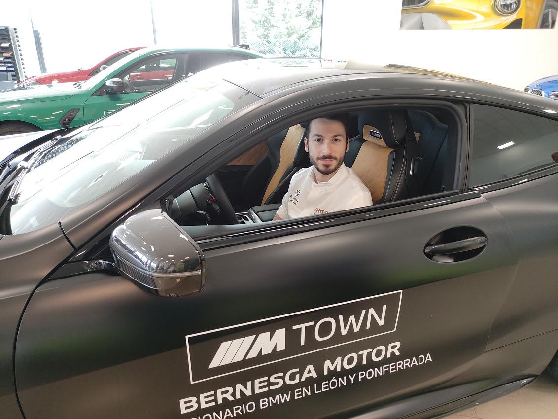 BMW Bernesga Motor trae al Bierzo 4 vehículos de la potente Serie M 1