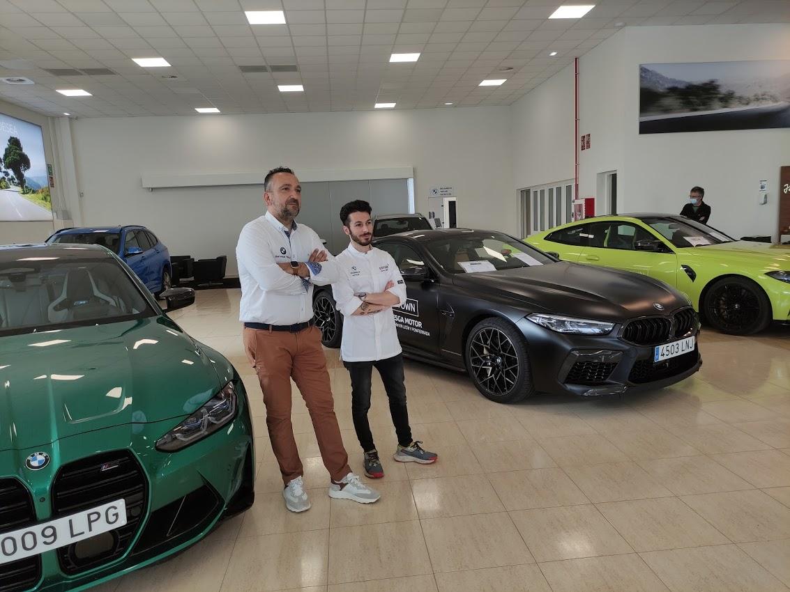 BMW Bernesga Motor trae al Bierzo 4 vehículos de la potente Serie M 9
