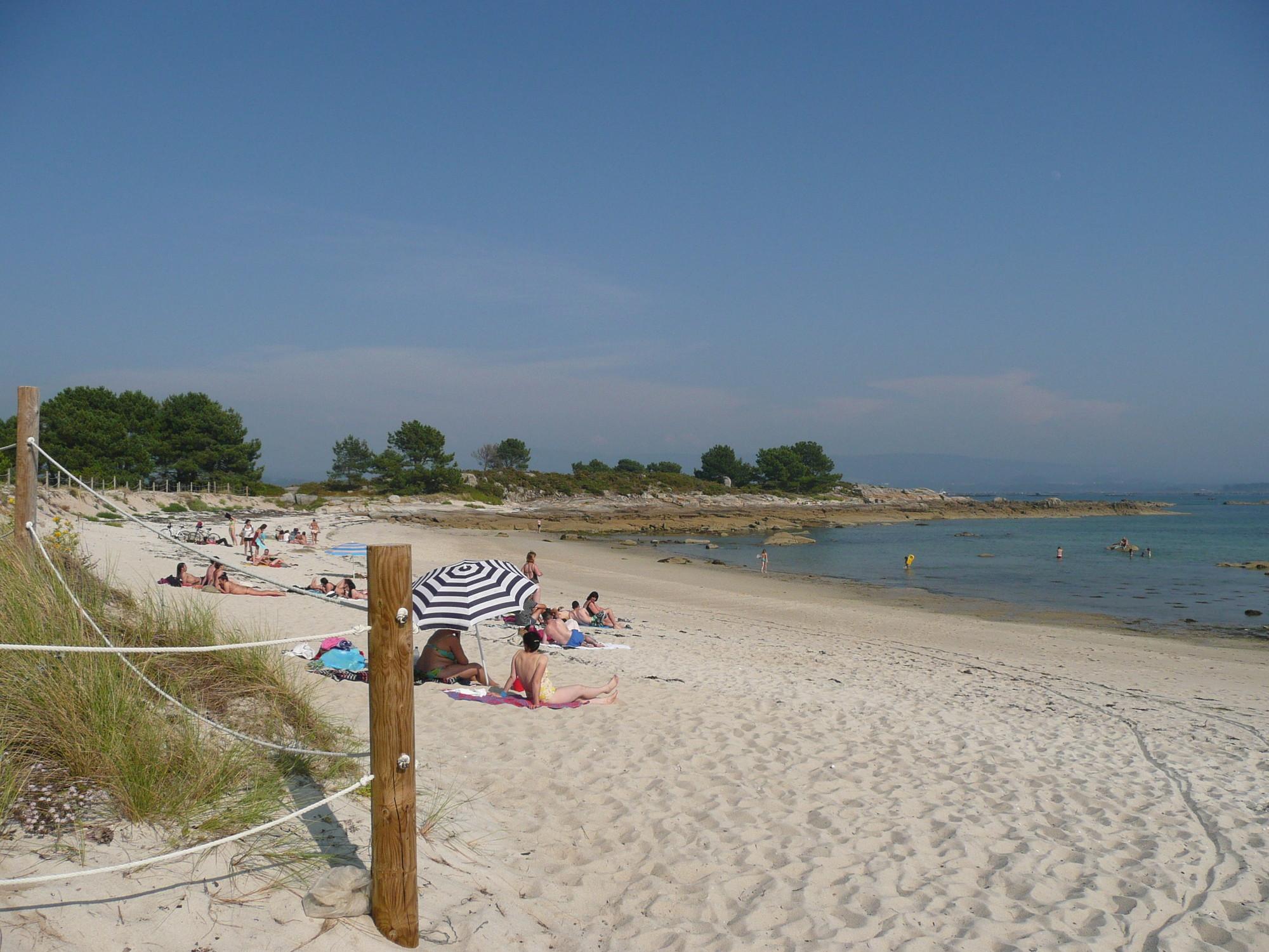 5 Playas nudistas en Galicia que por su belleza no te debes perder 4