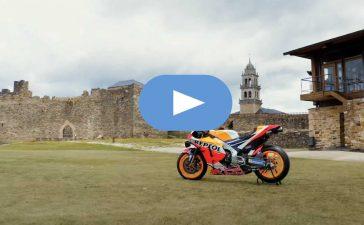 El nuevo spot de Repsol dedicado al Camino de Santiago, muestra el Castillo de los Templarios de Ponferrada 4