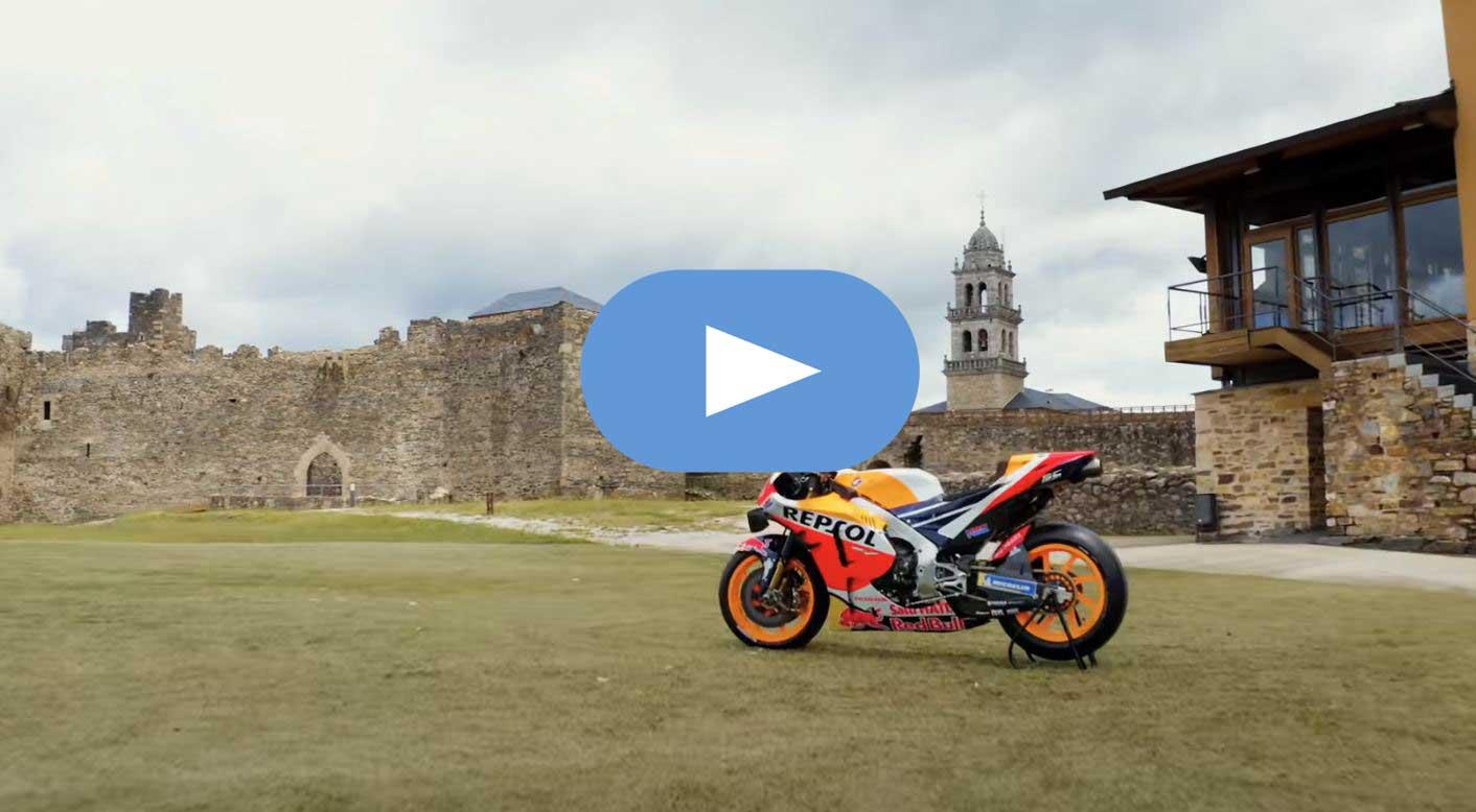 El nuevo spot de Repsol dedicado al Camino de Santiago, muestra el Castillo de los Templarios de Ponferrada 1