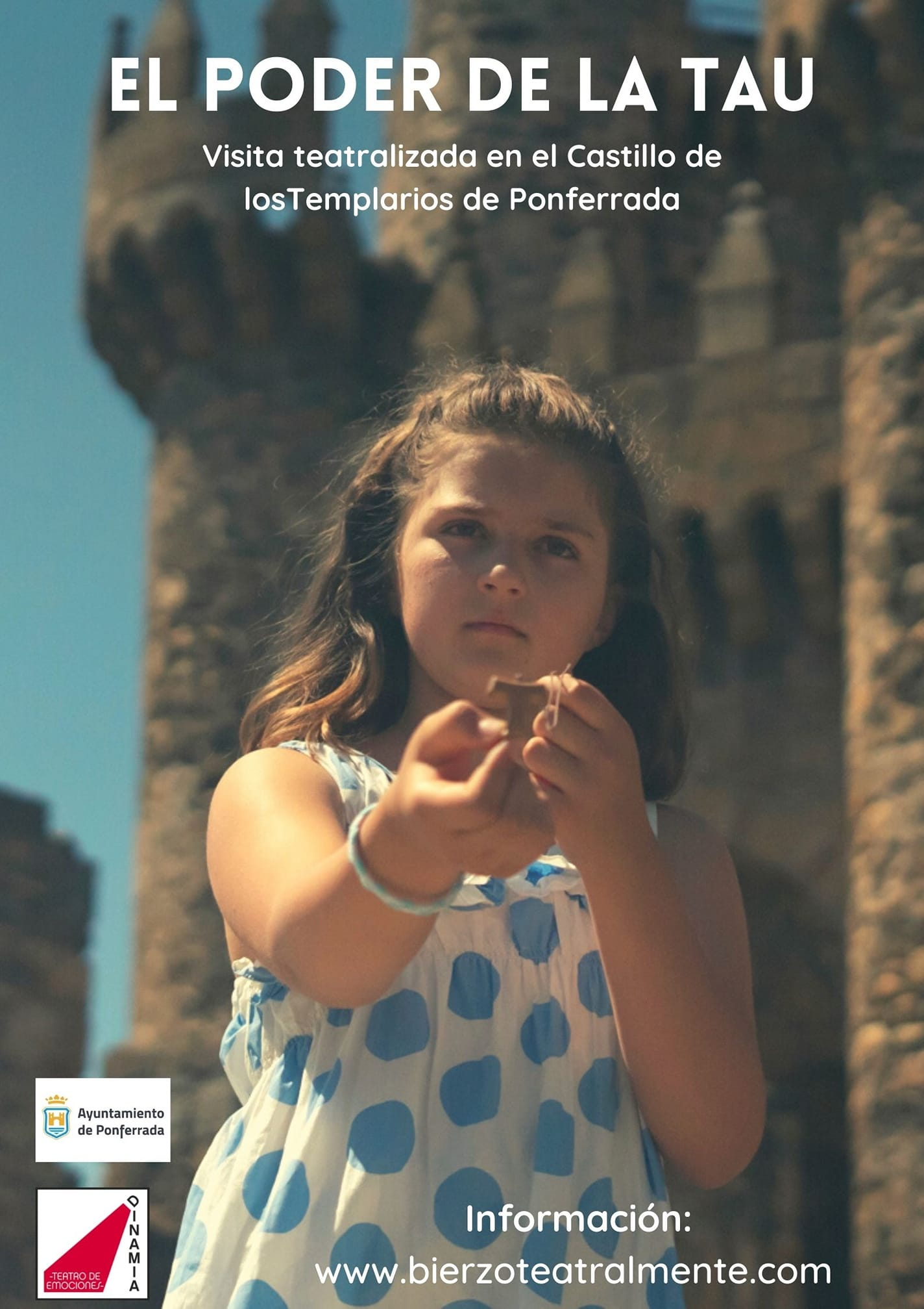 """El Castillo y los museos de Ponferrada inician la programación """"Presencias: Patrimonio, Museos y Artes Escénicas"""" 3"""