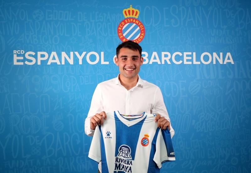 Ricard Pujol firmará con la Ponferradina tras no llegar a un acuerdo de renovación con el Espanyol 1