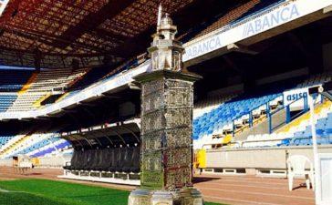 La Ponferradina disputará el Trofeo Teresa Herrera frente al Depor 7