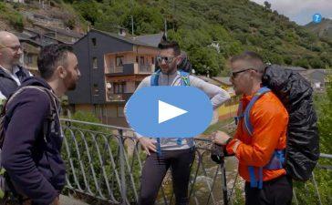 'Viajeros Cuatro' hace su particular Camino de Santiago desde Villafranca del Bierzo 9