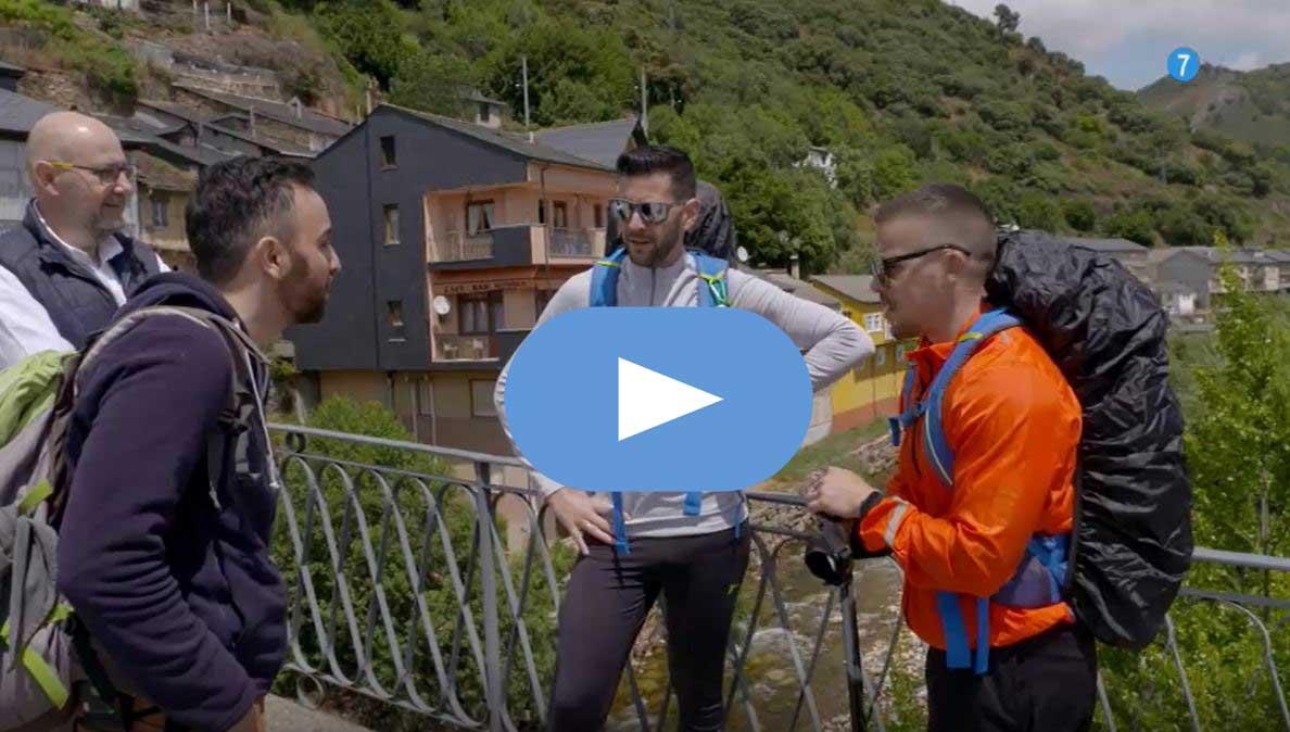 Viajeros Cuatro emite el viernes un programa dedicado al Camino de Santiago que arrancará en Villafranca del Bierzo 1