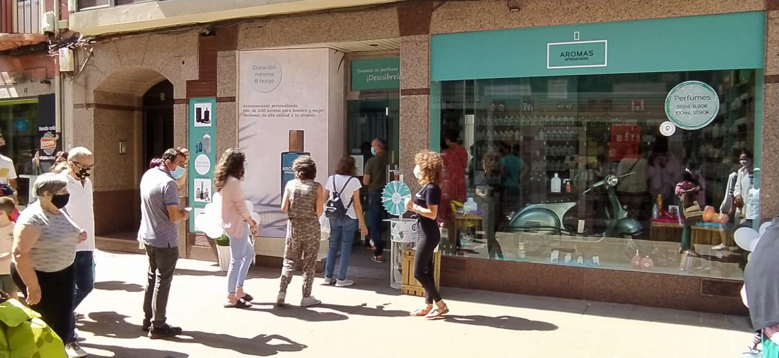 Aromas Artesanales llega al centro de Ponferrada con sus fragancias únicas y sofisticadas 1