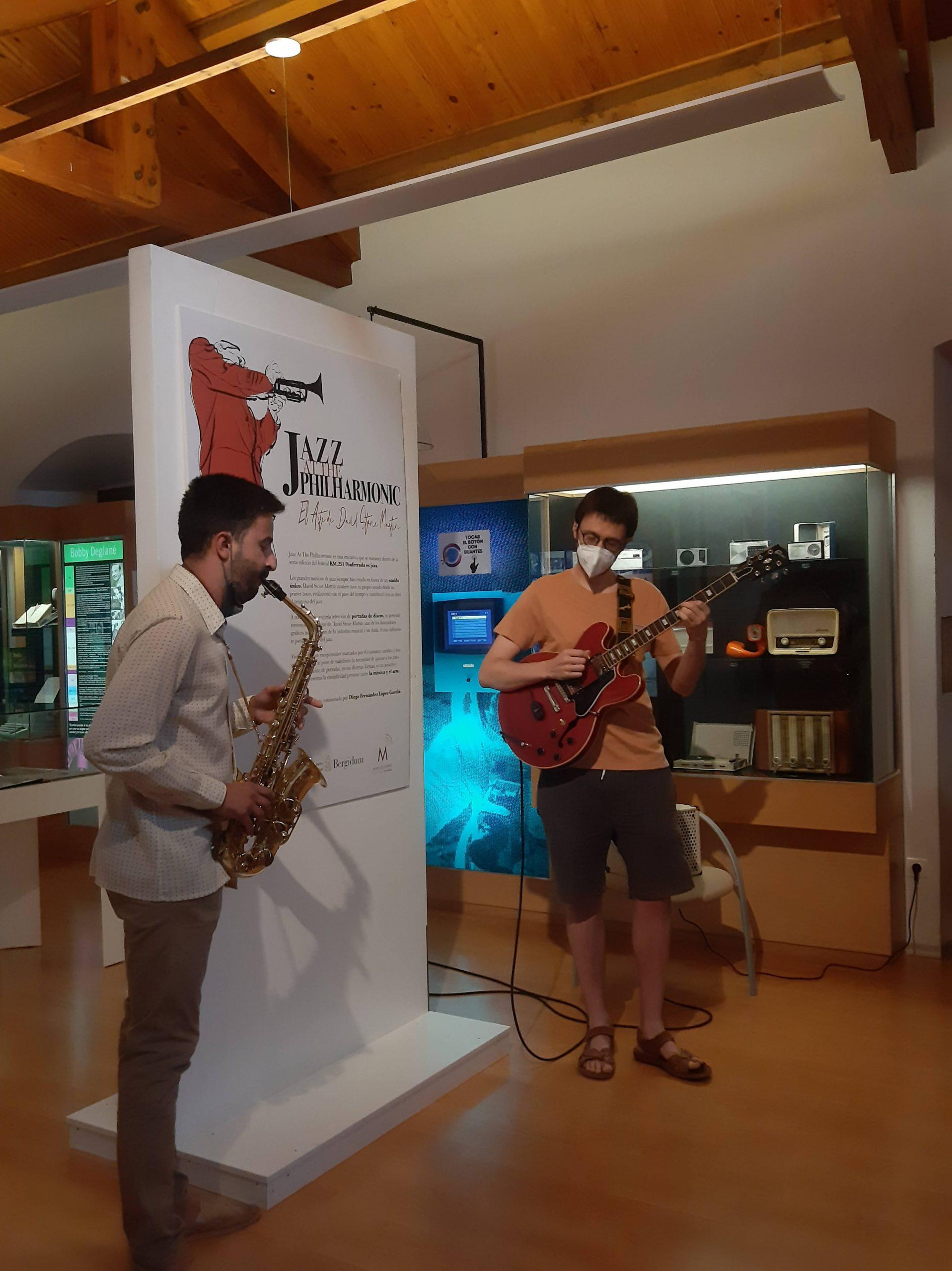 El Museo de la Radio suma una exposición de JAZZ al festival K.M. 251 4