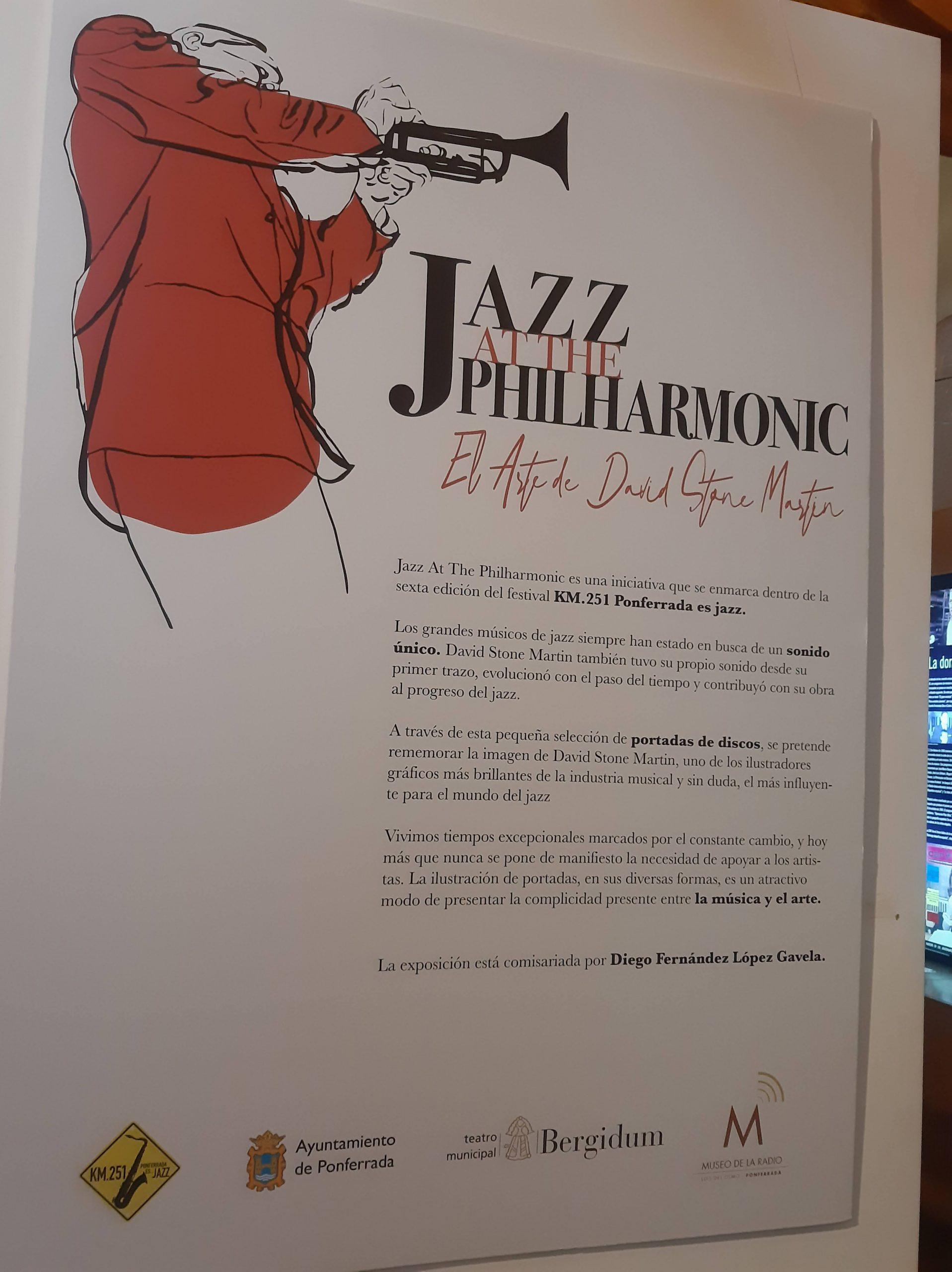 El Museo de la Radio suma una exposición de JAZZ al festival K.M. 251 2