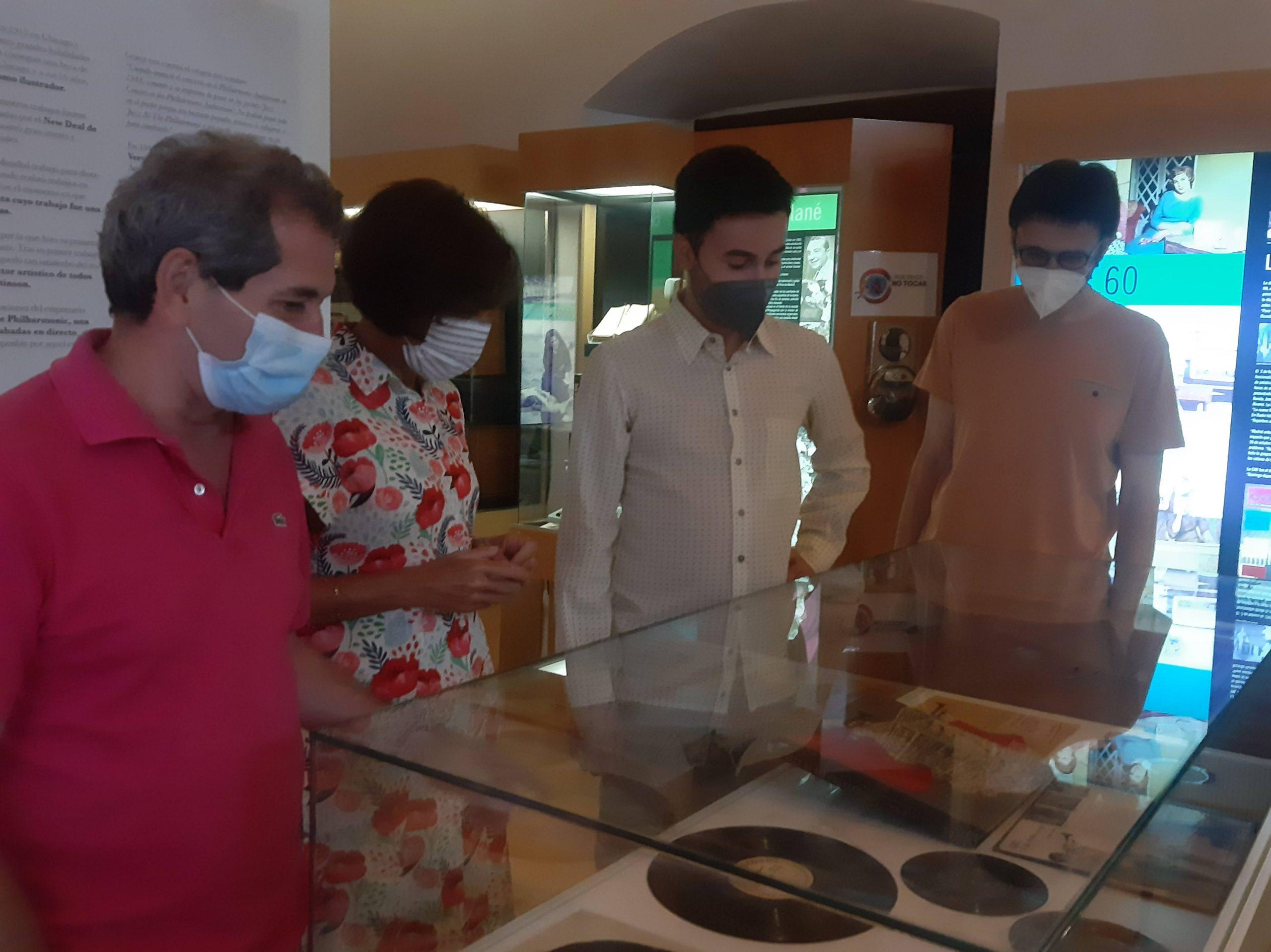 El Museo de la Radio suma una exposición de JAZZ al festival K.M. 251 3