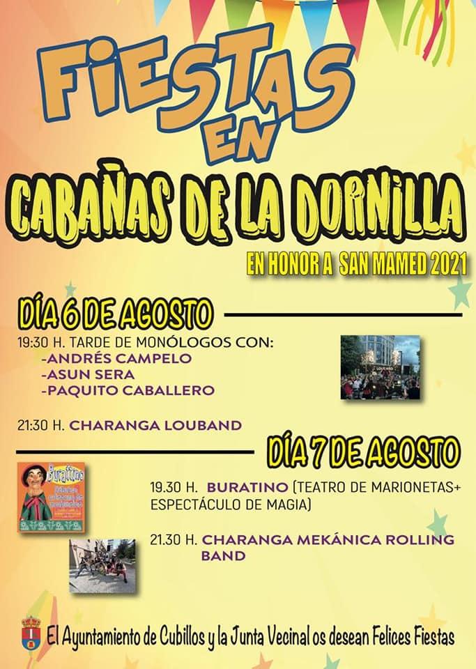 Cabañas de la Dornilla celebra San Mamed este fin de semana 2