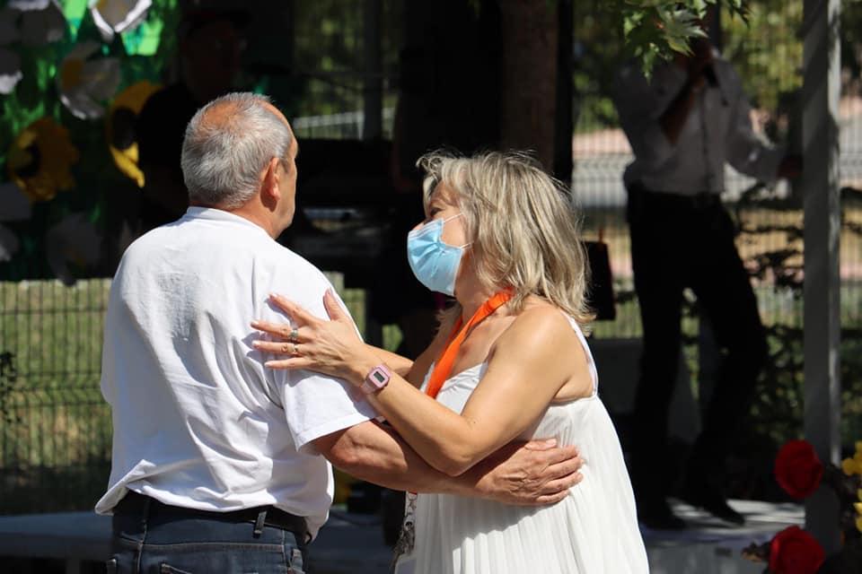 |REPORTAJE| Un día festivo en la Residencia Campolar para pasar página a un año y medio de pandemia 6